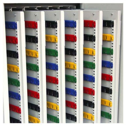 Securikey Floor Standing Key Cabinet Hook Panels