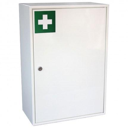 Securikey KFAK03 Wall Mounted First Aid Key Locking Cabinet - door closed
