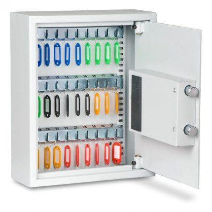 Electronic Key Security Cabinet to store 27 Keys - Burton KS27