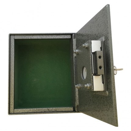 Wall Safe 3 Brick size by Keysecure - open door