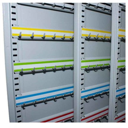 Key Secure FR1500 High Security Key Cabinet 1500 Keys slides out
