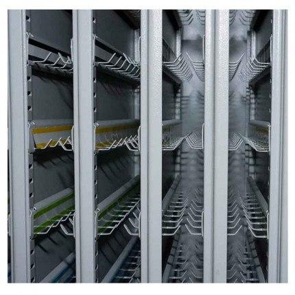 Key Secure FR1500 High Security Key Cabinet 1500 Keys slides