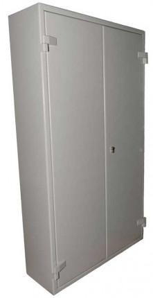 Key Secure KSE500V Vehicle Key Storage Cabinet 500 Hooks closed