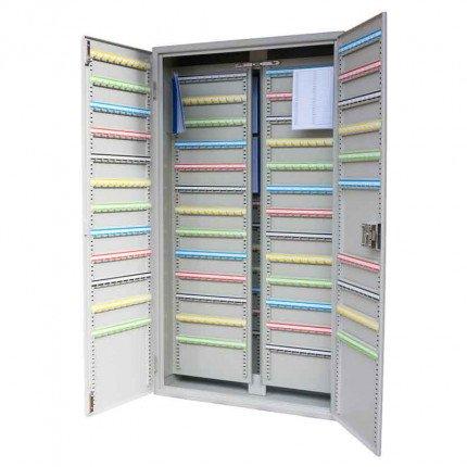 Key Secure KSE1000 Security Key Cabinet 1000 Hooks Open Door