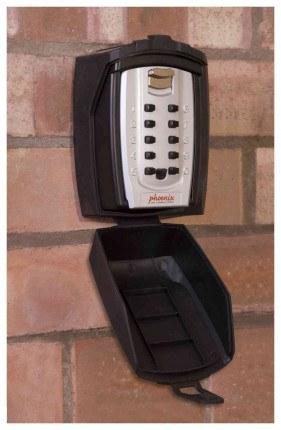 Phoenix Key Store KS0003C - fixed to wall
