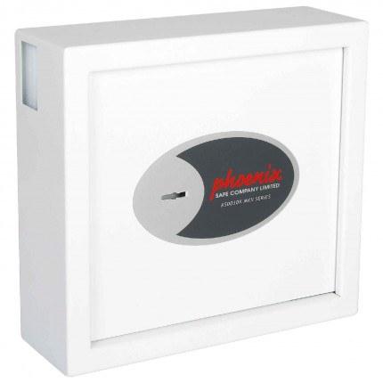 Phoenix Cygnus KS0031K 30 hooks Key Locking Key Cabinet - door closed