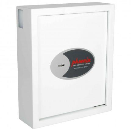 Phoenix Cygnus KS0032K 48 hooks Key Locking Key Cabinet - door closed