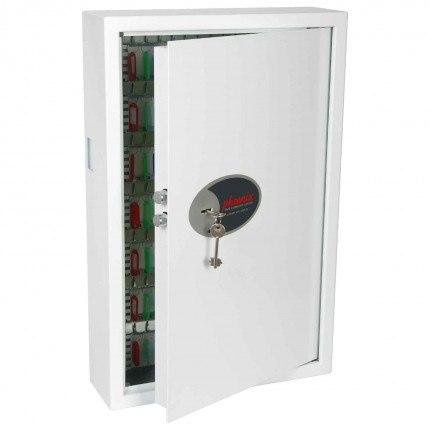 Phoenix Cygnus KS0033K 144 hooks Key Locking Key Cabinet - door ajar