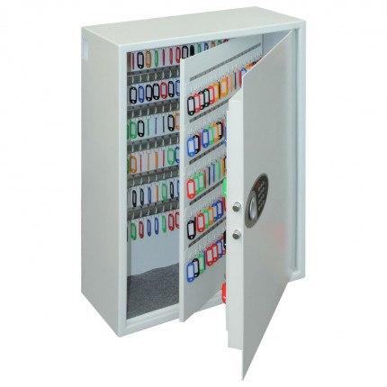 Phoenix Cygnus 300 hook Electronic Key Deposit Safe - open