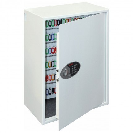 Phoenix Cygnus 700 hook Electronic Key Deposit Safe - ajar