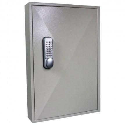 KeySecure KS50C-MD Car Push Button Slam Shut Lock 50 Keys
