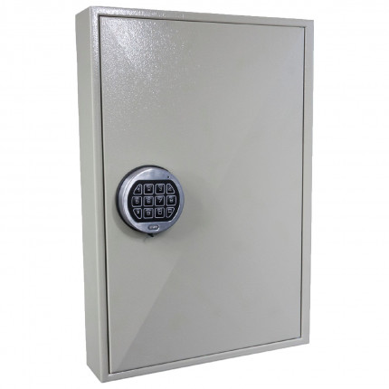 Key Secure KS100D-EC-AUDIT Deep Key Cabinet Electronic Combination 100 Keys or bunches