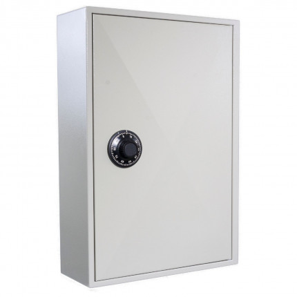 KeySecure KS100D Deep Key Cabinet 100 hooks - Dial Combination Lock