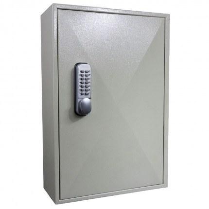 KeySecure KS100D Deep Key Cabinet 100 hooks - Mechanical Digital Lock