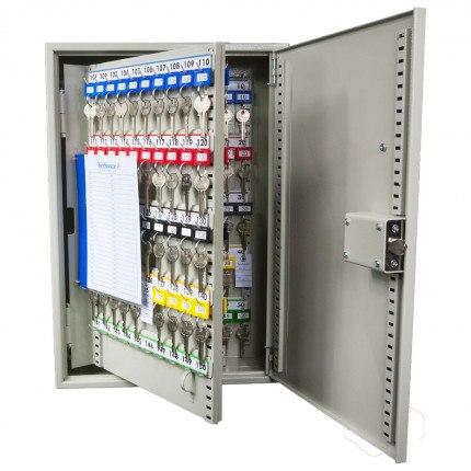 Key Secure KS150-EC-AUDIT Key Cabinet Electronic Combination 150 Keys - interior view