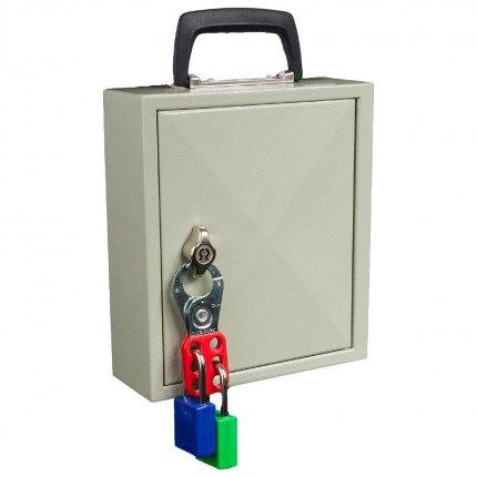 Key Secure KS20M Portable Cabinet - Padlock Hasp Lock