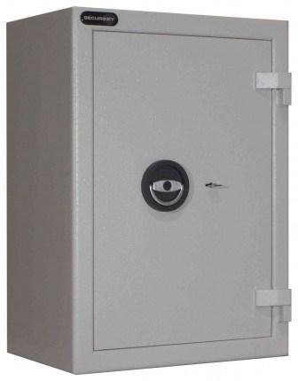 Securikey KS300ZE High Security Key Safe Electronic 300 Keys - door closed