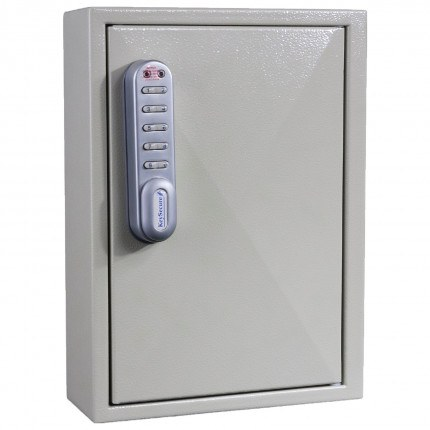 KeySecure KS30 Key Storage Wall Fixed Cabinet 30 Keys - electronic code lock