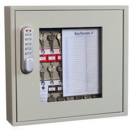 KeySecure KS30V Key View Window Cabinet 30 Keys - Electronic Lock