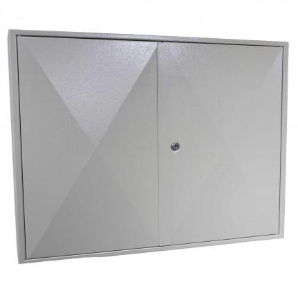 Key Secure KS400 Key Cabinet 400 hooks closed door