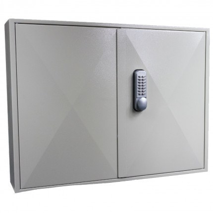 Key Secure KS400 Key Cabinet 400 hooks - Mechanical Digital Lock