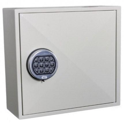 Key Secure KS50D Deep Key Cabinet 50 Hooks - Premium Electronic Combination Lock