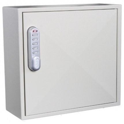 Key Secure KS50D Deep Key Cabinet 50 Hooks