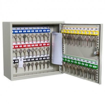 KeySecure KS50C-E Car Digital Electronic Lock 50 Keys - open