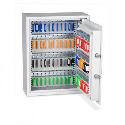 Burton KS71 Key Storage Cabinet Digital Electronic Lock 71 Key Capacity