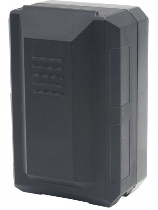 Keysecure KSC2K Large Push Button Weatherproof Spare Key Safe - closed and weatherproof