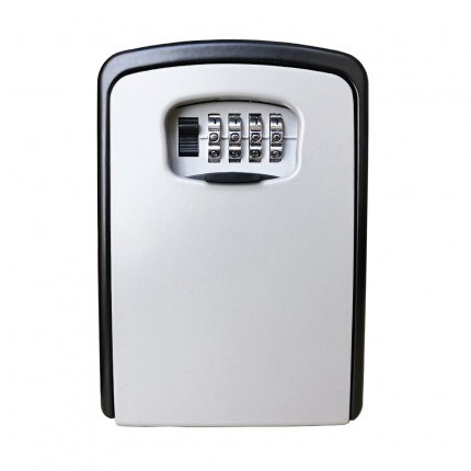 KeySecure KSC4K Large Outdoor Combination Key Safe - closed door