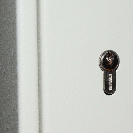 Euro Profile Lock for Keysecure KSE25P large Padlock Storage cabinets