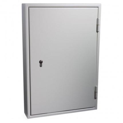Key Lock Secure Cabinet 100 Hooks - KeySecure KSE100 closed