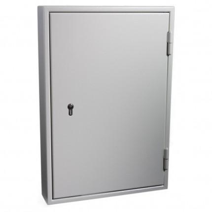 Deep Security Key Cabinet Euro Lock 100 Hooks - Key Secure KSE100D - closed