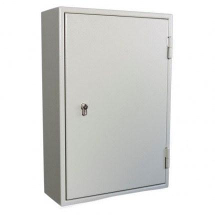 Key Lock Extra Secure Cabinet 200 Hooks - KeySecure KSE200 closed