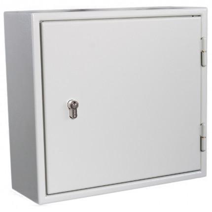 Key Lock Secure Extra Deep Cabinet 50 Hooks - KeySecure KSE50 closed