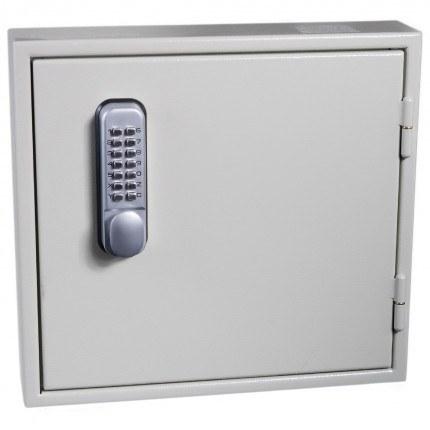 Keysecure KSE25C-MD 25 Hooks Push Button Digital Vehicle Key Cabinet