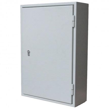 Extra Secure Padlock Cabinet 50 Hooks - KeySecure KSE50P closed