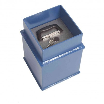Keysecure Stronghold KSS31 £3000 Key Lock Floor Security Safe - Door locked and lid removed