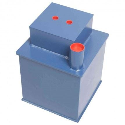 Keysecure Stronghold KSS32D £3000 Key Lock Floor Deposit Safe - lid fitted
