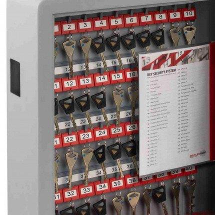Securikey KZ120-ZE Electronic Key Deposit Slot