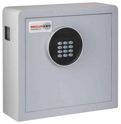 Securikey Electronic Key Storage & Key Deposit Safe 38 Keys
