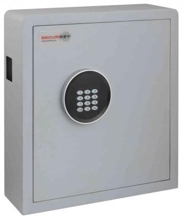 Securikey Electronic Key Storage & Key Deposit Safe 70 Keys