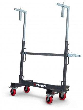 Armorgard Loadall LA750-PRO Blockboard Trolley