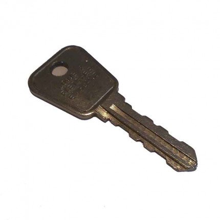 Garran Locker Key by L&F