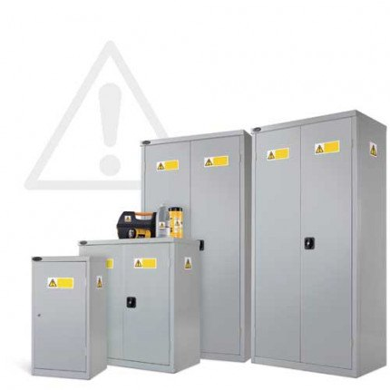 Probe COSHH General Steel Cabinet  range