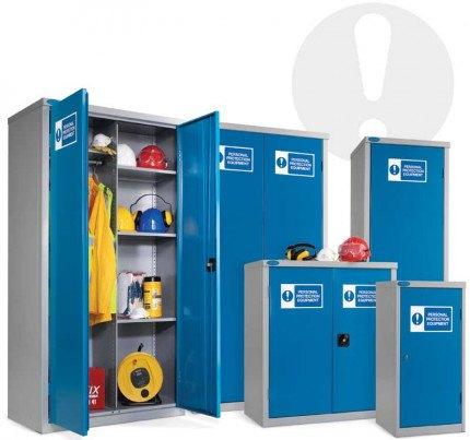 Probe PPE Cabinet range