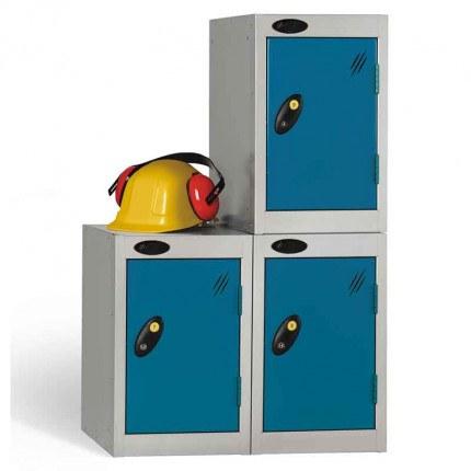 Probe Quartos Locker 480x305x305 Key Lock blue