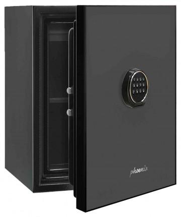 Phoenix Spectrum LS6001EDG Digital D/Grey 60 min Fire Safe - door ajar