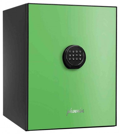 Phoenix Spectrum LS6001EG Digital Green 60 min Fire Safe